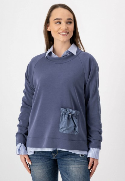 Sweater aus weichem Modal von justWhite