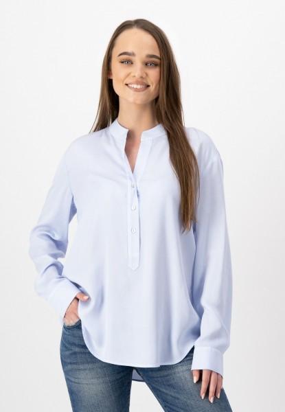 Nachhaltige Bluse aus Lyocell von justWhite