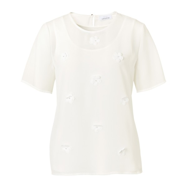 Two-in-One Shirtbluse