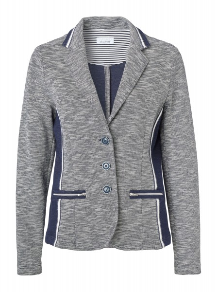 JUST WHITE Sportiver Blazer