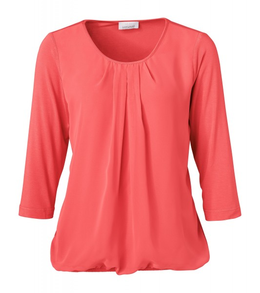 Shirtbluse in Melone