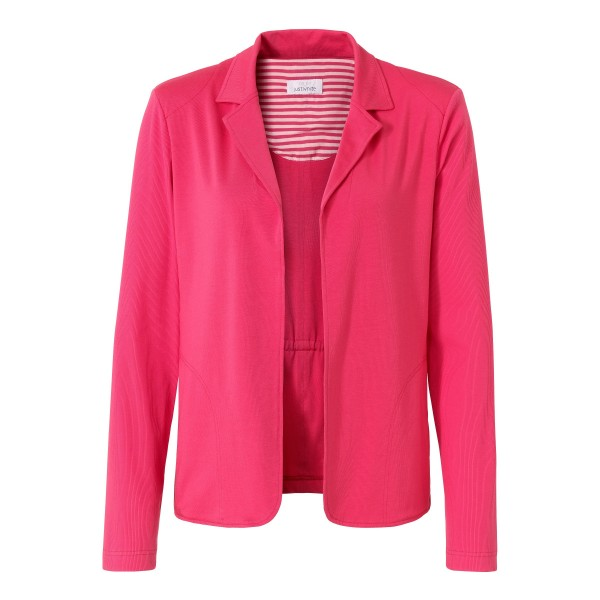 Pinker Blazer im Casual Look von JUST WHITE